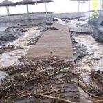 Inundaciones en Almuñécar