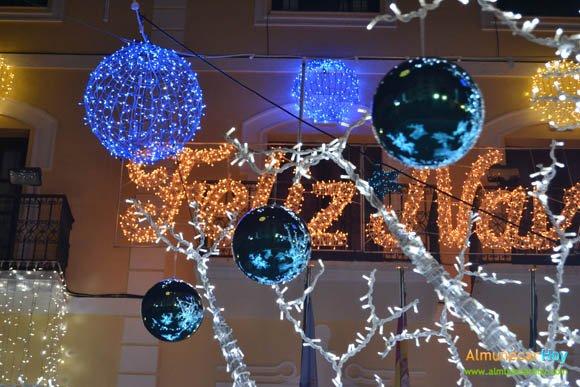 Bolas de Navidad Almuñécar 2013