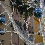 Christmas balls Almuñécar 2013