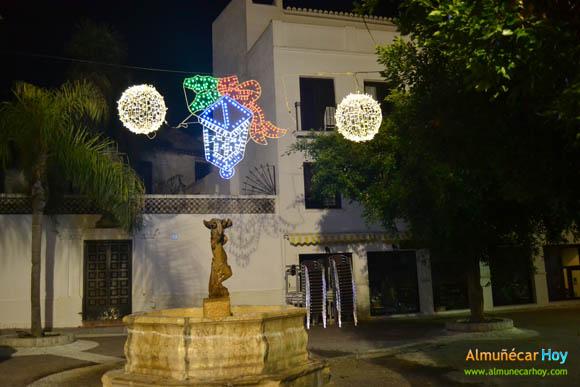 Plaza de los Higuitos, Navidad 2013