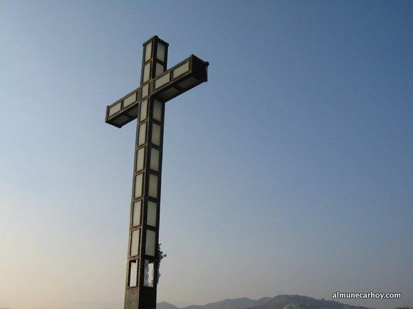 Cruz del Peñón del Santo