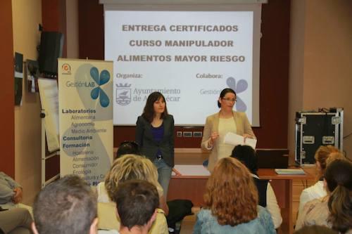 Cursos formativos para jóvenes desempleados y profesionales  en Almuñecar