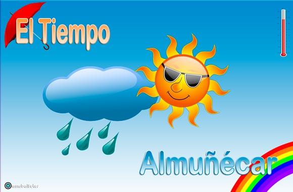 El Tiempo en Almuñécar, temperatura, viento, el tiempo en la playa y pronostico de AEMET