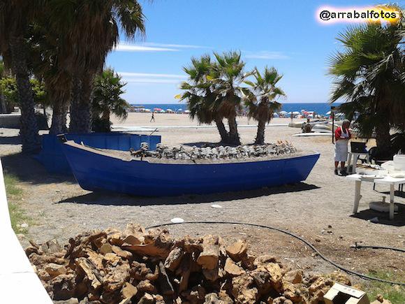 Espetos de sardinas del Piliki