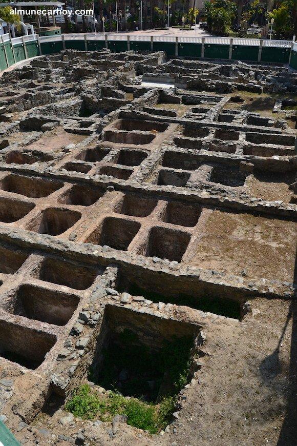 Factoría de salazones - Parque el Majuelo Almuñecar