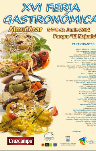 Feria Gastronómica de Almuñécar