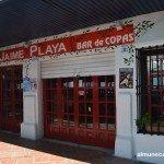 Jaime Playa Bar de Copas en los bajos del Paseo del Altillo de Almuñecar