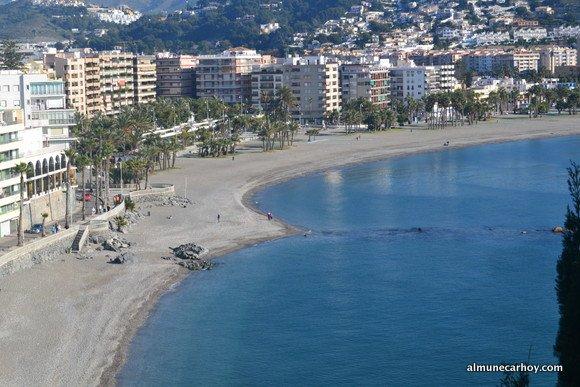 Puerta del Mar beach - Almuñecar