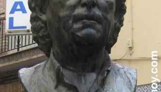 Rafael Muñoz Barbero, El niño del Cerval, cantaor de flamenco de Almuñécar