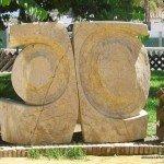 Formas simétricas - Parque El Majuelo