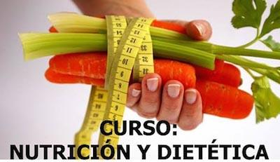 Curso de nutrición y dietética en Almuñécar 2014