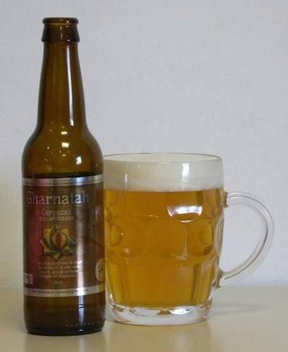 Cerveza artesana con nombre de Almuñecar