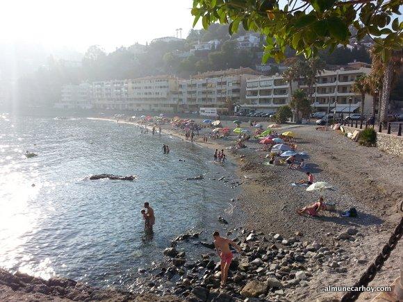 Playa de Cotobro desde el Hotel Playa de Cotobro