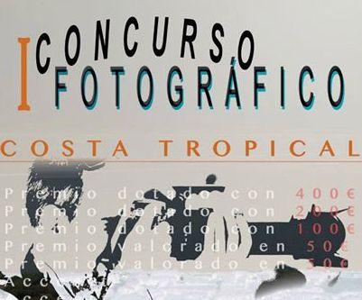 Concurso de fotografía de la Costa Tropical de Granada