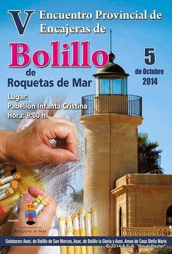 Encuentro de Bolillos de Roquetas