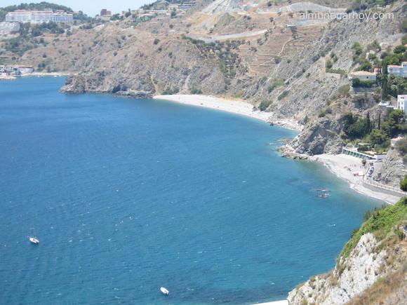 Playa de El Muerto y Playa de Cotobro