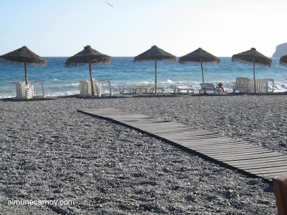 Playa de La Herradura, el Paraiso de la Costa Tropical de Granada