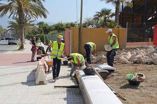 El Ayuntamiento sexitano recibirá 588.400 euros para poner en marcha 22 proyectos municipales.