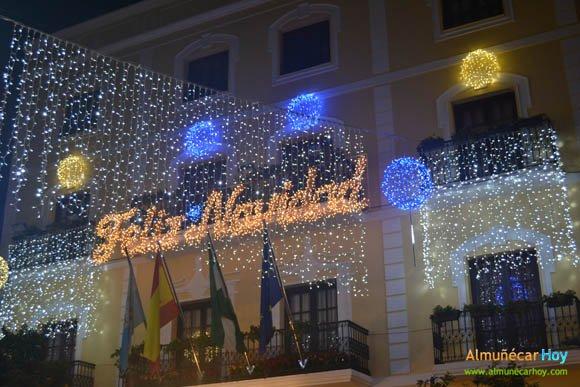 Merry Christmas 2012 in Almuñécar