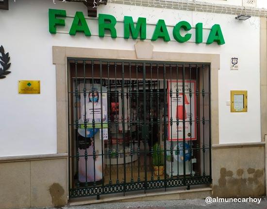 Farmacia Baja del Mar de Almuñécar