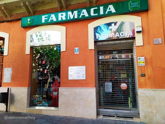 Farmacia Rios Tamayo de Almuñécar