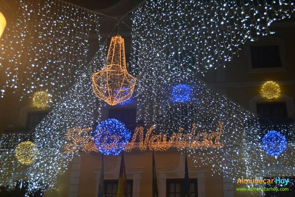 Feliz Navidad 2012 en Almuñécar - Merry Christmas 2012 in Almuñécar - Joyeux Noël 2012 à Almuñécar
