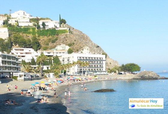 Hotel Playa Cotobro en Almuñécar