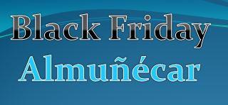 Black Friday, Viernes negro de ofertas en Almuñécar