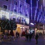 Alumbrado Navidad 2014 en Almuñécar