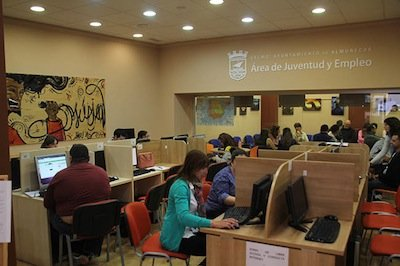Cursos gratis de competencias digitales para desempleados de Almuñecar