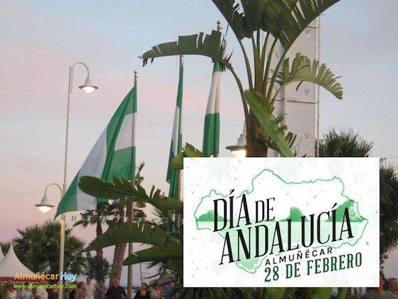 28 de Febrero - Día de Andalucía en Almuñecar