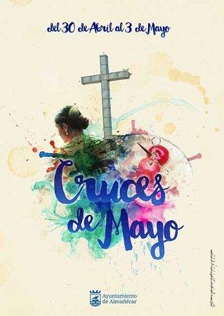 Cruces de Mayo de Almuñécar 2015