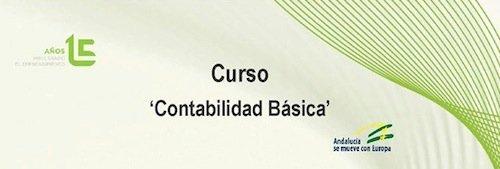 Curso de Contabilidad organizado por el CADE de Almuñécar.