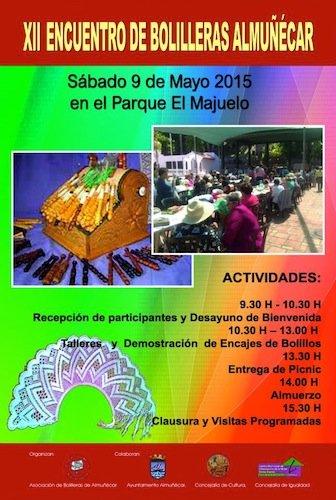 Encuentro de Bolilleras de Almuñécar 2015