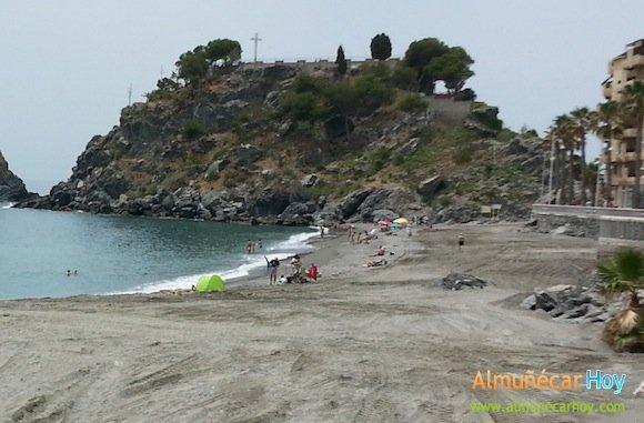 Nueva Playa Caletilla Almuñécar