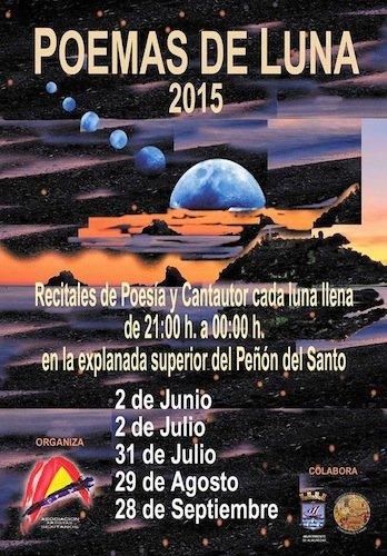 POEMAS DE LUNA 2015