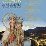 Fiestas Virgen del Carmen La Herradura 2015