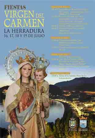 FERIA VIRGEN DEL CARMEN LA HERRADURA 2015
