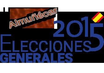 Resultados de las Elecciones Generales 2015 en  Almuñécar