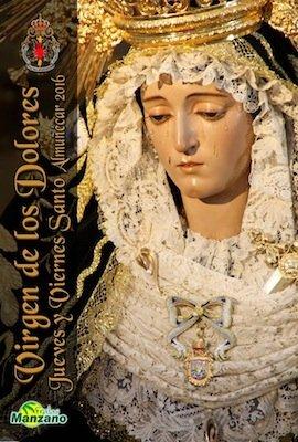 Cartel de la Cofradía Virgen de los Dolores de Almuñécar