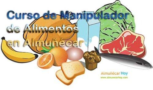 Curso de Manipulador de Alimentos en Almuñécar