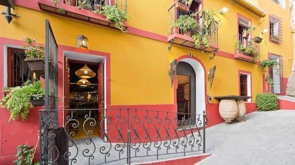 Restaurante Asador Casa La Parra en Almuñécar