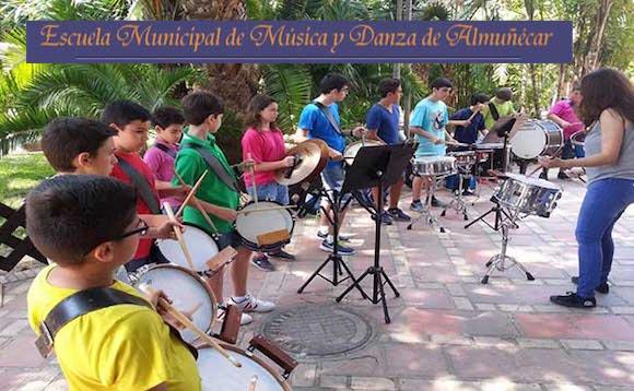 Escuela Municipal de Música y Danza de Almuñécar