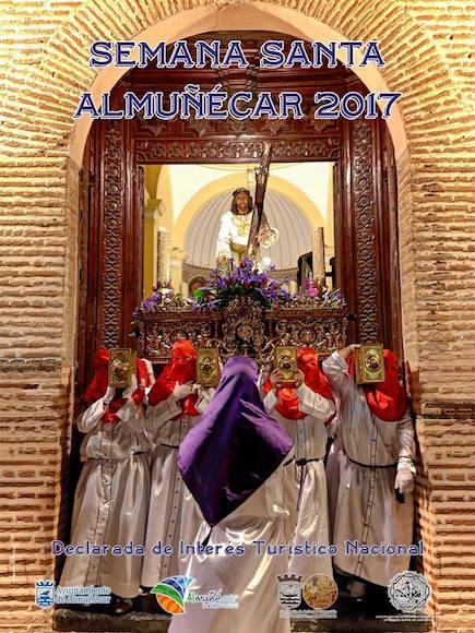 Cartel Oficial de la Semana Santa de Almuñécar 2017