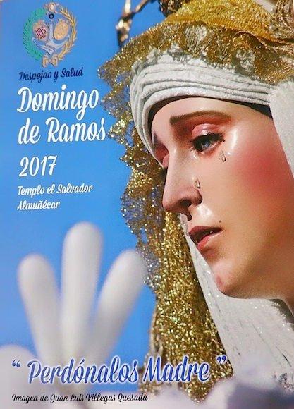 Cartel de Despojado y Salud del Domingo de Ramos 2017