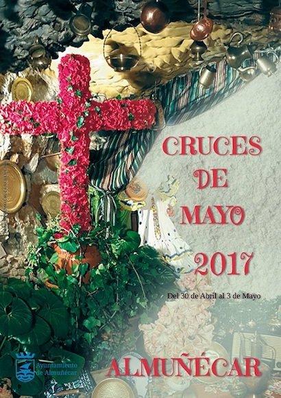 Cruces de Mayo Almuñecar 2017