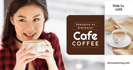 ¡Pide tu café y desayuna en Almuñécar