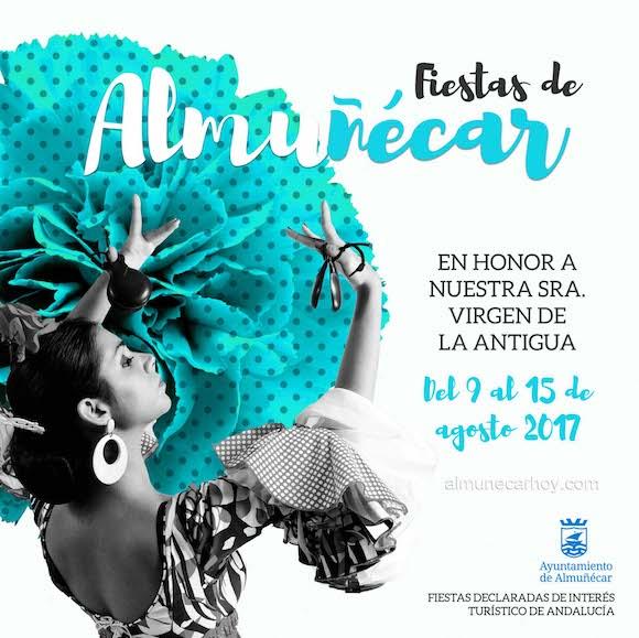 FIESTAS PATRONALES DE ALMUÑECAR DEL 9 AL 15 DE AGOSTO