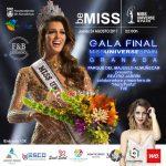 Gala Miss Universo en Almuñécar