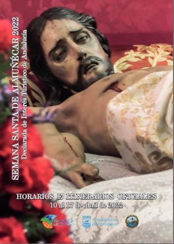 Semana Santa de Almuñécar 2018 - Horarios de las procesiones